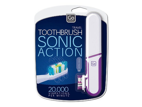 Go Travel Sonic Toothbrush