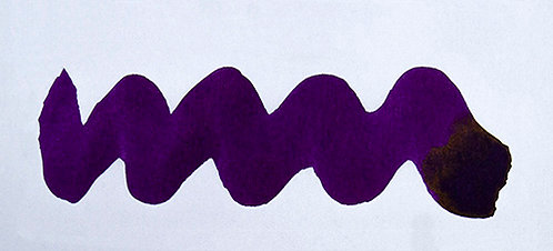 Diamine Purple Bow - Blue Range Ink