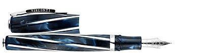 Visconti Divina Elegance Imperial Blue Fountain Pen
