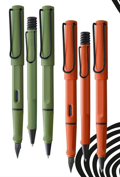 Lamy 2021 Safari Limited Edition Rollerball Pen