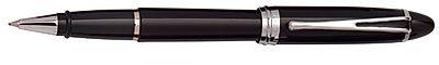Aurora Ipsilon Deluxe Black/Chrome Rollerball