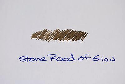 Kyoto TAG Kyo-Iro ink - Stone Road of Gion