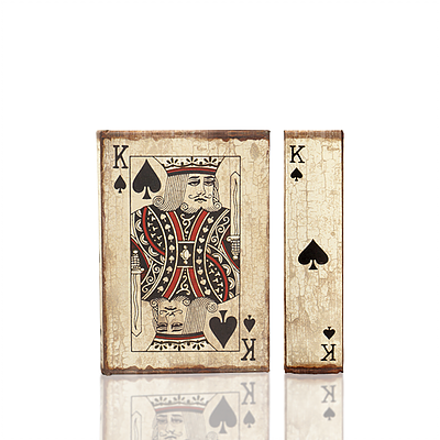 King of Spades Book Box