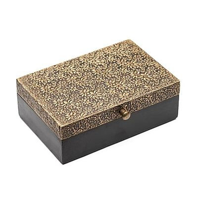 Golden Treasure Box (2 sizes)