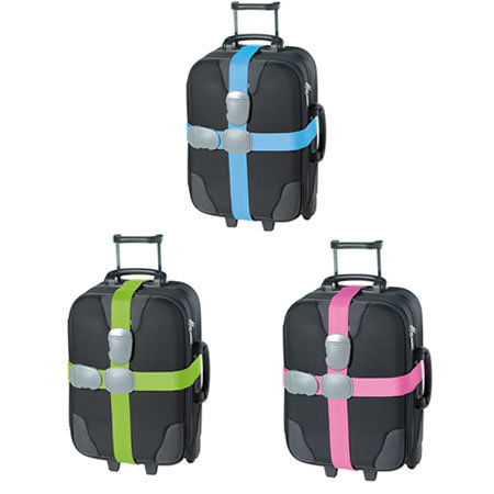 Go Travel 2-way Luggage Strap