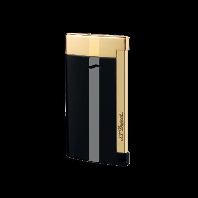 S.T. Dupont Slim 7 Black Gold Lighter