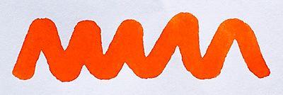 Diamine Pumpkin Ink