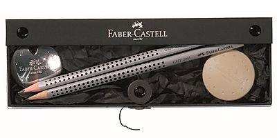 Faber-Castell UFO DESIGN GRIP Pencil Gift Set