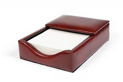 Bosca Flip Top Memo Box