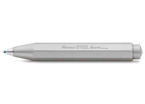 Kaweco Steel Sport Click Ballpoint Pen
