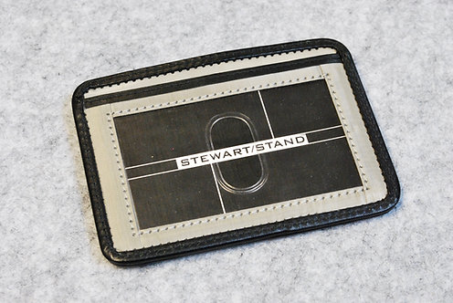 Stewart/Stand Silver Technical 3 Slot Wallet