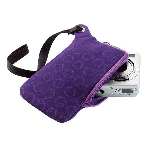 Go Travel Compact Camera/Electronics Case
