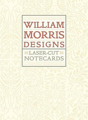 William Morris Designs Boxed Laser-Cut Notecards