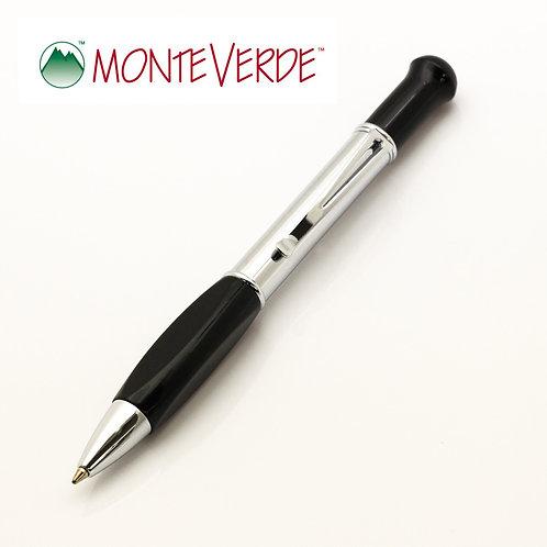 Monteverde Olympia Black Capless Rollerball Pen