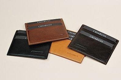 Chiarugi Front Pocket Card Wallet