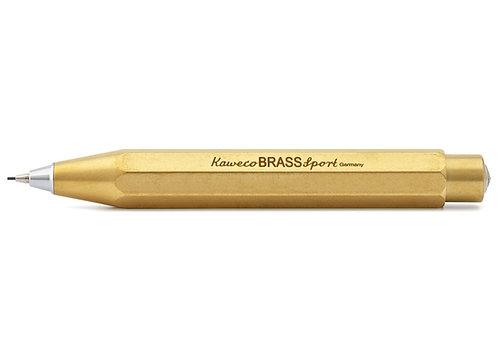 Kaweco Brass Sport 0.7mm Mechanical Pencil