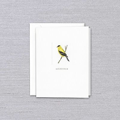 Crane Goldfinch Notes with Envelopes