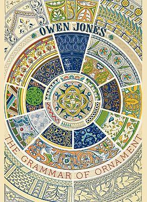 Owen Jones: Grammar of Ornament Note Cards