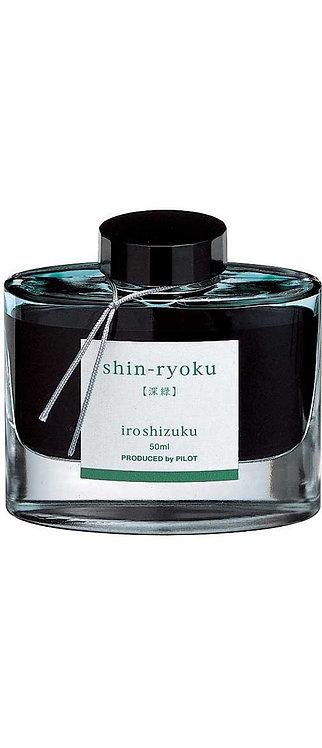 Pilot Iroshizuku Shin-ryoku - 50ml bottle