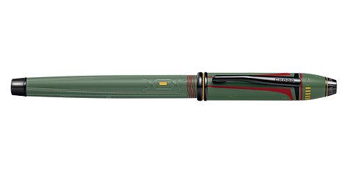 Cross Star Wars Townsend Rollerball Pen - Boba Fett