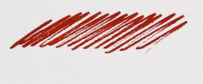 3 Oysters HMJE Eum/Scarlet Red ink
