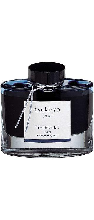 Pilot Iroshizuku Tsuki-yo - 50ml bottle