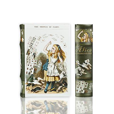 Alice in Wonderland Book Box