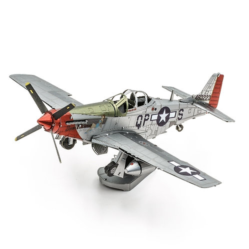 Metal Earth P-51D Mustang Sweet Arlene