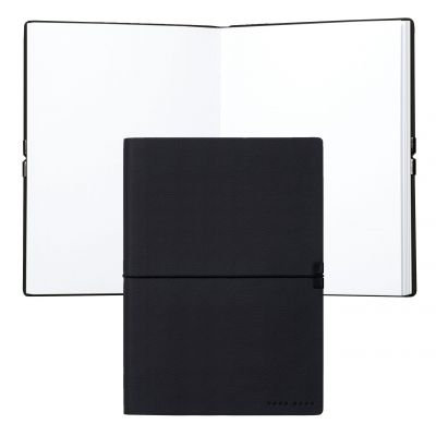 Hugo Boss Storyline A5 Unlined Note Pad/Journal