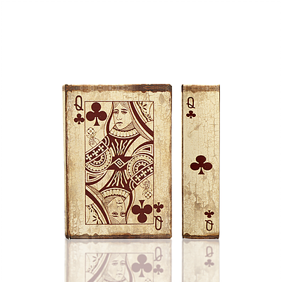 Queen of Clubs Book Box
