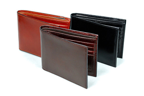 Capitol Billfold with I.D. & Leather Lining