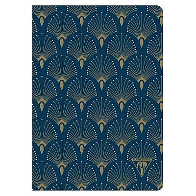 Clairefontaine Neo Deco Notebook - Blue