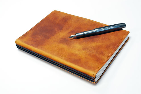 X17 A5 Size Natural Leather Superbook