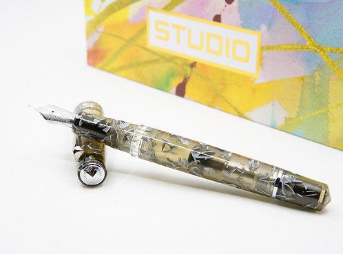 Armando Simoni Club Green Guatemala Studio Fountain Pen