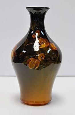 Rookwood Standard Glaze Vase - Lincoln, 1896