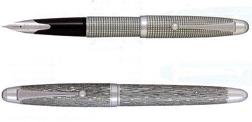 Pilot Silvern Sterling Silver Fountain Pen