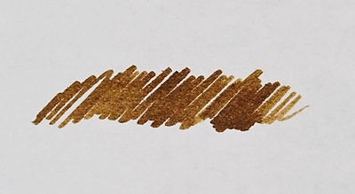 Diamine Tobacco Sunburst Ink