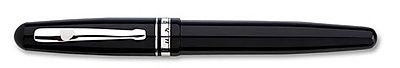 Delta Fusion 82 Black Rollerball Pen