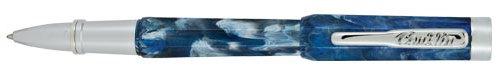 Conklin Nozac Ohio Blue Rollerball Pen