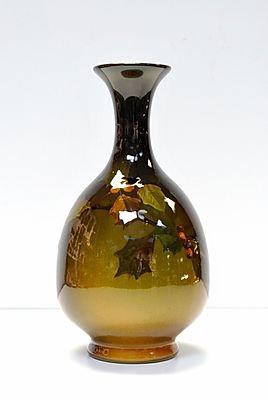 Rookwood Standard Glaze Vase - Perkins, 1896