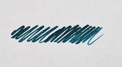 Diamine Aurora Borealis Ink