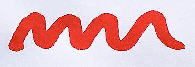 Diamine Passion Red Ink