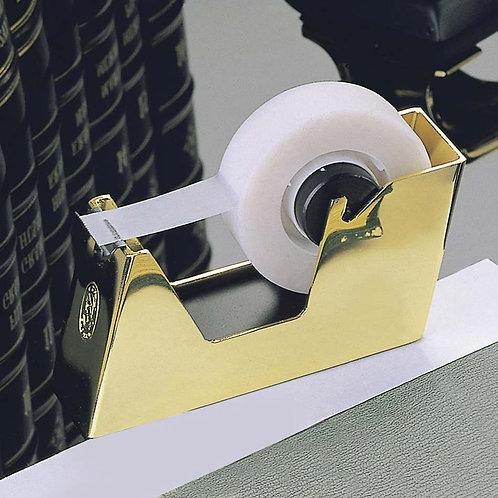 El Casco 23K Gold & Black M-800 Tape Dispenser