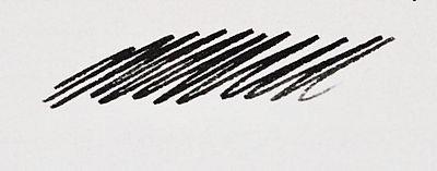 3 Oysters HMJE Hun/Black ink