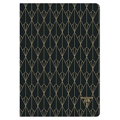 Clairefontaine Neo Deco Notebook - Black