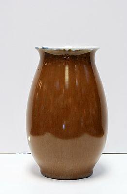 Rookwood Brown/Blue Vase, 1933