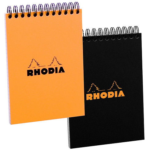 Rhodia No. 16 A5 Lined Spiral Pad