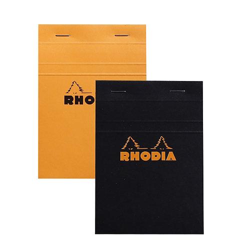 "Rhodia No. 13 Lined Notepad (4 x 6"")"