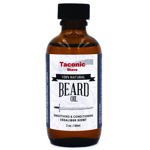 Taconic Shave Beard Oil