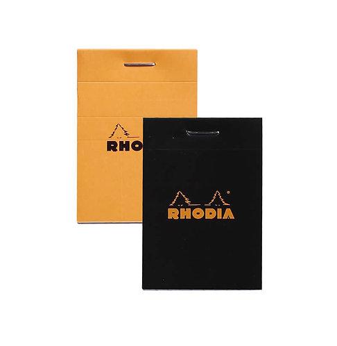 "Rhodia No. 10 Graph Pocket Notepad (2 x 3"")"